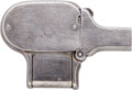 Handguns:Derringer, Palm, A Most Unusual Circa Early 1900s Variation of the Familiar Pepperbox. ** Gun Control Act Requirements Apply**. ...