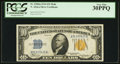 Small Size:World War II Emergency Notes, Fr. 2308 $10 1934 North Africa Silver Certificate. PCGS Very Fine30PPQ.. ...