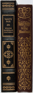 Books:Literature Pre-1900, [Washington Irving, William Makepeace Thackeray]. Pair of BooksPublished by Oxford University Press and Sleepy Hollow Press. ...(Total: 2 Items)