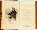Books:Business & Economics, Henry Mayhew. London Labour and the London Poor: The Condition and Earnings of Those That Will Work, Cannot Work, and Wi... (Total: 3 Items)