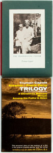 Books:Biography & Memoir, Truman Capote. Pair of Books. The Thanksgiving Visitor. New York: Random House, [1967]. First edition. [and:] Tr... (Total: 2 Items)