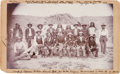 Photography:Cabinet Photos, Apache Scouts in Arizona: Identified Boudoir Card.... (Total: 2 )