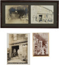 Photography:Cabinet Photos, San Francisco: Warner's Cobweb Palace.... (Total: 3 Items)