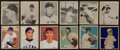Baseball Cards:Lots, 1948 - 1970 Topps & Bowman Baseball Card Collection (149) With'48 Bowman Near Set. ...