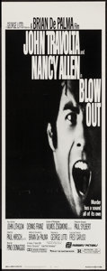 """Movie Posters:Mystery, Blow Out & Others Lot (Filmways, 1981). Insert (14"""" X 36"""")& One Sheets (2) (27"""" X 40""""). Mystery.. ... (Total: 3 Items)"""