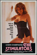"""Movie Posters:Adult, The Stimulators (Bero, 1983). One Sheets (89) (27"""" X 41""""). Adult.. ... (Total: 89 Items)"""