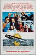 "Movie Posters:Action, The Poseidon Adventure (20th Century Fox, 1972). One Sheet (27"" X41"") Advance Style A. Action.. ..."