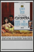 "Movie Posters:Historical Drama, Cleopatra (20th Century Fox, 1963). Spanish Language One Sheet (27"" X 41""). Historical Drama...."