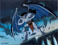Animation Art:Production Cel, Gargoyles Goliath Production Cel (Walt Disney, 1995)....