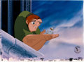 Animation Art:Presentation Cel, Hunchback of Notre Dame Employee-Only Limited Edition Cel#115/151(Walt Disney, 1996)....