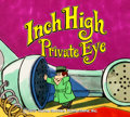 Animation Art:Production Cel, Inch High Private Eye Main Title Cel (Hanna-Barbera,1973)....
