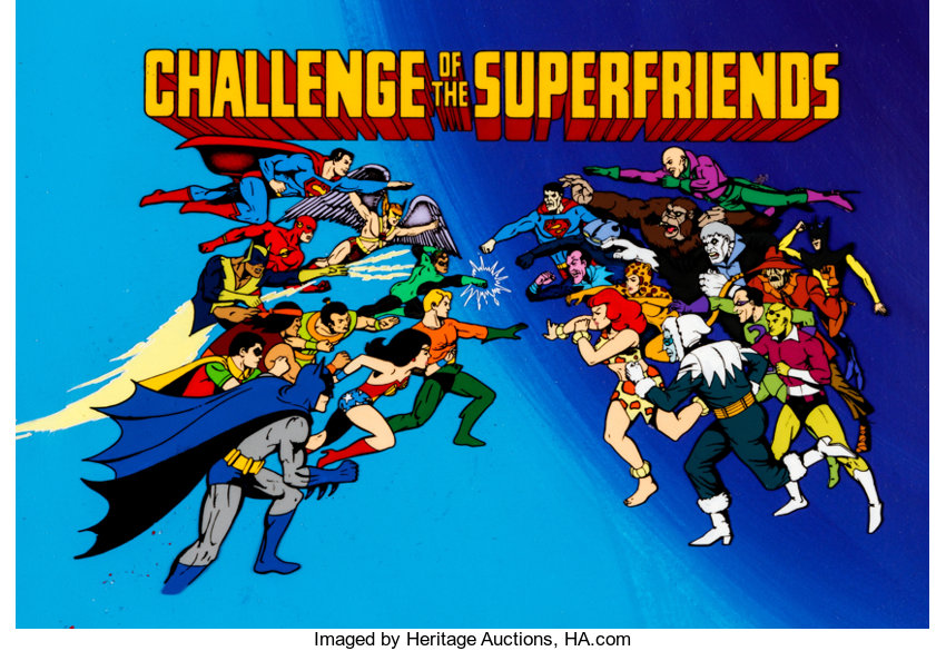 Image result for the superfriends