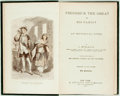 Books:Literature Pre-1900, Louisa Muhlbach. Frederick the Great and His Family. NewYork: D. Appleton, 1867. First edition. Contemporary plain ...
