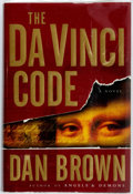 Books:Mystery & Detective Fiction, Dan Brown. The DaVinci Code. Doubleday, [2003]. Firstedition. Publisher's binding and original dust jacket. Near fi...