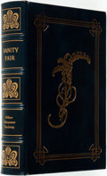 Books:Literature 1900-up, William Makepeace Thackeray. Vanity Fair. Norwalk: Easton Press, [1979]. Publisher's full navy leather with gilt tit...