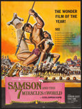 Movie Posters:Action, Samson and the Seven Miracles of the World & Others Lot(American International, 1961). Uncut Pressbooks (12) (MultiplePage... (Total: 12 Items)