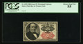 Fractional Currency:Fifth Issue, Fr. 1309 25¢ Fifth Issue PCGS Choice About New 55.. ...