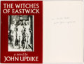 Books:Literature 1900-up, John Updike. INSCRIBED. The Witches of Eastwick. New York: Knopf, 1984. First trade edition. Inscribed by the auth...