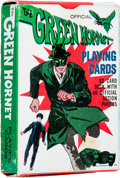 Memorabilia:Trading Cards, Green Hornet Playing Cards (20th Century Fox/Greenway Productions,1966)....