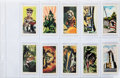 Memorabilia:Trading Cards, Stingray Trading Card Complete Set (Cadet Sweets UK,1964-65).... (Total: 50 Items)