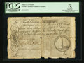 Colonial Notes:South Carolina, South Carolina June 1, 1775 £10 PCGS Apparent Fine 15.. ...