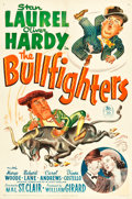 "Movie Posters:Comedy, The Bullfighters (20th Century Fox, 1945). One Sheet (27.25"" X41.25"").. ..."