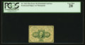 Fractional Currency:First Issue, Fr. 1241 10¢ First Issue PCGS Very Fine 20.. ...