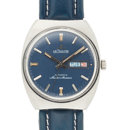 Timepieces:Wristwatch, LeCoultre Automatic Master Mariner Wristwatch. ...