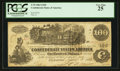 Confederate Notes:1862 Issues, Mobile Savings Bank T39 $100 1862.. ...