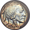 Proof Buffalo Nickels, 1913 5C Type One PR67 PCGS. CAC....