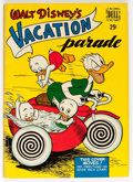 Golden Age (1938-1955):Cartoon Character, Dell Giant Comics Vacation Parade #1 (Dell, 1950) Condition:VG/FN....