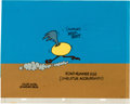 Animation Art:Color Model, Road Runner Color Model Cel and Background (Warner Brothers,1980s).... (Total: 2 Items)