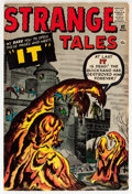 Silver Age (1956-1969):Horror, Strange Tales #82 (Marvel, 1961) Condition: FN....
