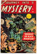 Golden Age (1938-1955):Horror, Journey Into Mystery #17 (Marvel, 1954) Condition: FN....