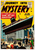 Silver Age (1956-1969):Horror, Journey Into Mystery #23 (Marvel, 1955) Condition: VG/FN....