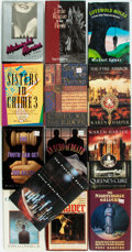 Books:Mystery & Detective Fiction, [Mystery]. Group of Thirteen First Edition Mystery Books. Various publishers and dates. Original bindings and dust jackets. ... (Total: 13 Items)