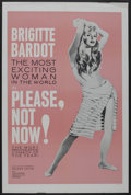 """Movie Posters:Sexploitation, Please, Not Now! (International Classics, 1963). One Sheet (27"""" X41""""). Sex Comedy. ..."""