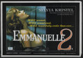 """Movie Posters:Adult, Emmanuelle: The Joys of a Woman (Paramount, 1976). British Quad (30"""" X 40""""). Also known as """"Emmanuelle 2."""" Adult. ..."""