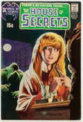 Bronze Age (1970-1979):Horror, House of Secrets #92 (DC, 1971) Condition: FN-....