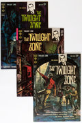 Silver Age (1956-1969):Horror, Twilight Zone #2 and 4-29 Group - Savannah pedigree (Gold Key,1963-69) Condition: Average VF+.... (Total: 27 Comic Books)