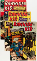 Silver Age (1956-1969):Western, Rawhide Kid Silver Age Group (Marvel, 1965-71) Condition: AverageVF+.... (Total: 26 Comic Books)