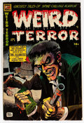 Golden Age (1938-1955):Horror, Weird Terror #9 (Comic Media, 1954) Condition: VG/FN....