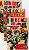 Silver Age (1956-1969):Western, Kid Colt Outlaw Group (Marvel, 1964-70) Condition: Average VF-....(Total: 21 Comic Books)