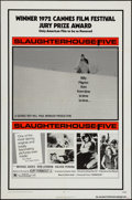 """Movie Posters:Fantasy, Slaughterhouse-Five (Universal, 1972). One Sheet (27"""" X 41"""") &Lobby Card Set of 8 (11"""" X 14""""). Fantasy.. ... (Total: 9 Items)"""