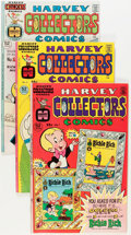 Bronze Age (1970-1979):Humor, Harvey Collectors Comics #1-16 and Others File Copies Group(Harvey, 1968-88) Condition: NM-.... (Total: 63 Comic Books)
