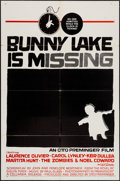 """Movie Posters:Mystery, Bunny Lake is Missing (Columbia, 1965). One Sheet (27"""" X 41""""). Mystery.. ..."""