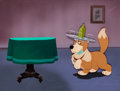 Animation Art:Production Cel, Peter Pan Nana the Dog Production Cel (Walt Disney,1953)....
