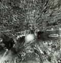Books:Prints & Leaves, [New York City]. Oversized Photographic Reprint of Lower Manhattan. A four-lens aerial photograph taken from an altitude of ...