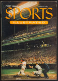 """Baseball Collectibles:Publications, 1954 """"Sports Illustrated"""" First Issue. ..."""
