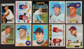 Baseball Cards:Lots, 1951 - 1977 Baseball Stars & HoFers Collection (100+) WithBunning, Jenkins, Lemon, Perry, Seaver and Sutton. ...